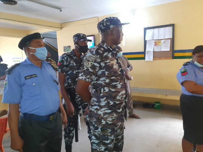 Lagos CP Sacks DPO, Senior Nigeria Police Officers (Full List)