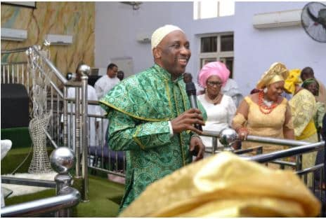 Who Is Primate Ayodele Elijah Babatunde- By Favour Benson
