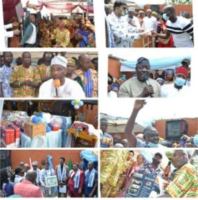 Surprises, Empowerment Spree As Primate Ayodele Holds Annual Thanksgiving (Photos)