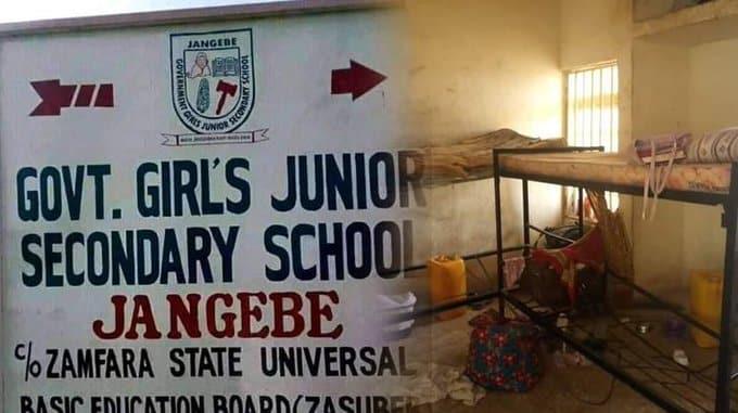 BREAKING: Kidnapped Zamfara Schoolgirls Released By Bandits