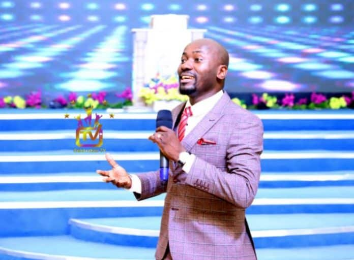 Apostle Suleman Releases New Prophecy, See What He Said