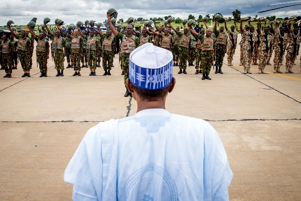 BREAKING: Buhari Orders Police, Soldiers To Shoot Anybody With AK47
