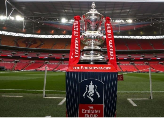 #FACup: Checkout FA Cup Semi Final Draw