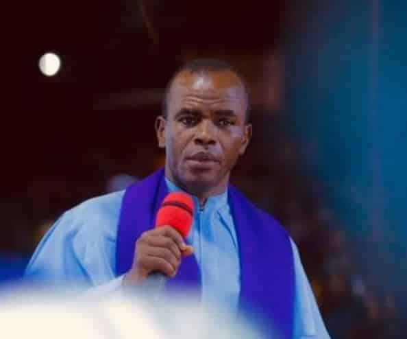 Father Mbaka Blows Hot, Says Nigeria Stained With Blood, God's Anger Coming