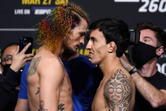 #UFC260: Live Stream O'Malley vs Almeida Here