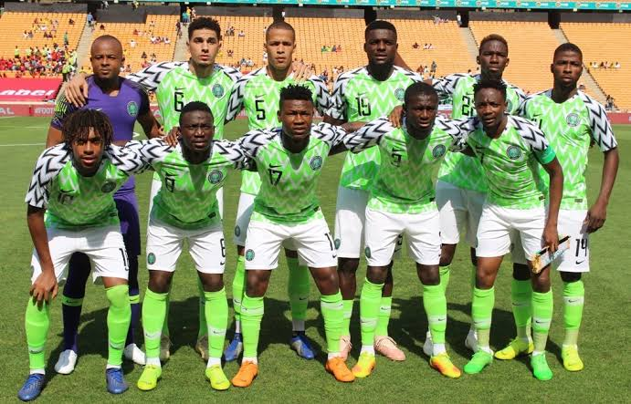 BREAKING: Nigeria Qualifies For 2022 Africa Cup Of Nations