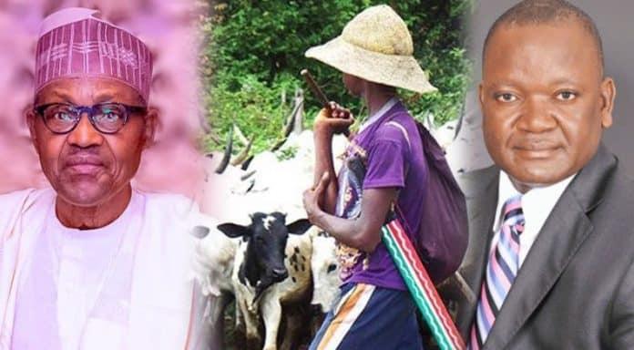 If You Want Peace In Benue, Adopt Ruga - Buhari Tells Ortom