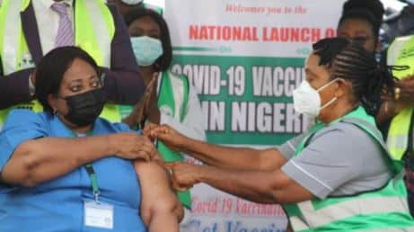 FG Orders States To Stop Giving Nigerians COVID-19 Vaccine, See Why