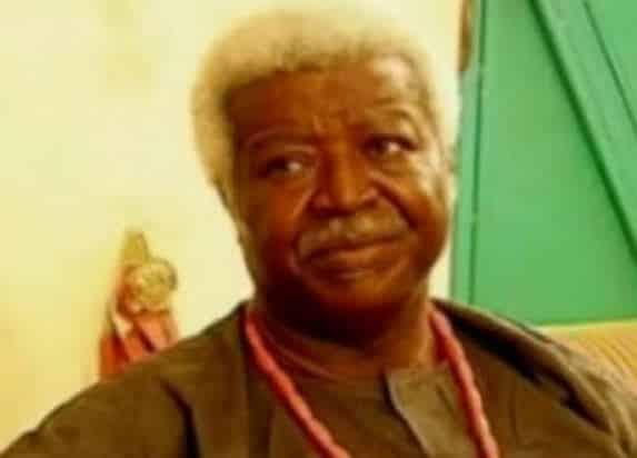 BREAKING: Another Veteran Nollywood Actor Is Dead