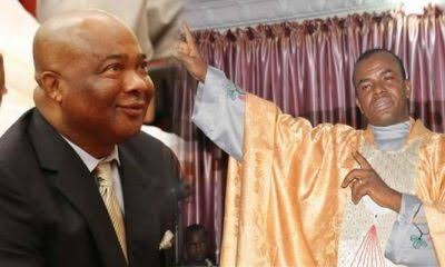 Governor Hope Uzodinma Is Dead – Fr Mbaka