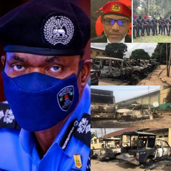 BREAKING: IGP Orders Security Agents To Crush Biafra ESN, IPOB