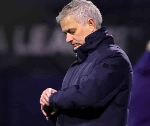 Jose Mourinho Bags New Job After Tottenham Sack