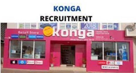 Recruitment: Apply For Konga Nigeria Job Recruitment