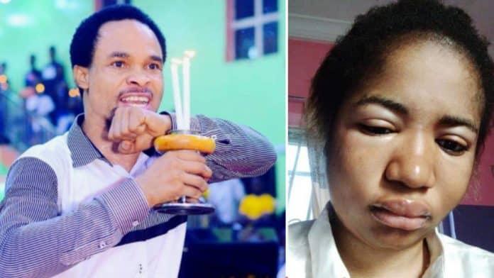 Prophet Odumeje Forgives Ada Jesus, Gives Her N1 Million (Video)