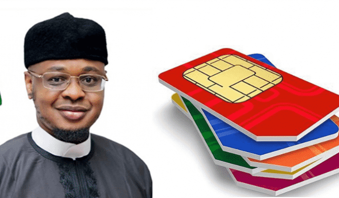 FG Lifts Ban On Registration Of New SIM Card