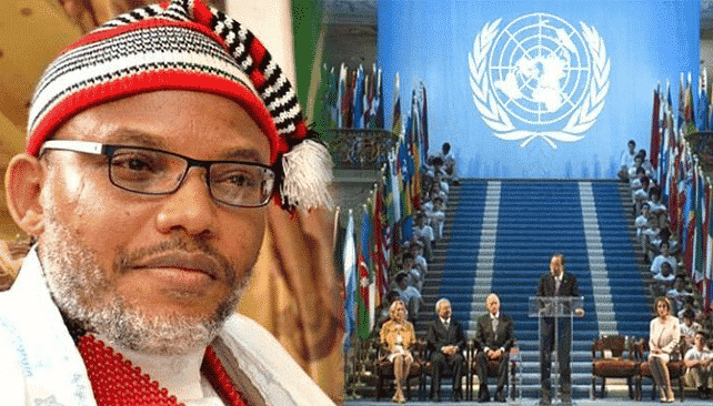 Biafra: Nnamdi Kanu Tables Fresh Request Before UN, EU, UK, US