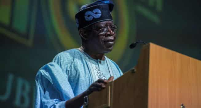Bola Tinubu Speaks On Nigeria Breaking Up, Reveals What Will Happen