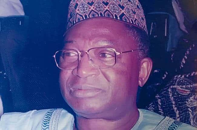 BREAKING: Former Nigerian Military General Is Dead