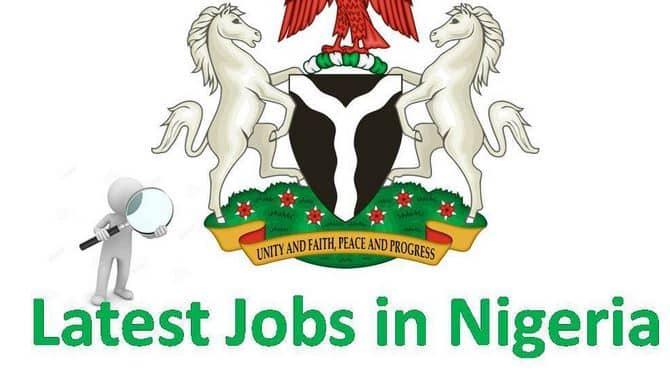 Latest Job Vacancies In Nigeria Today, May 14, 2021