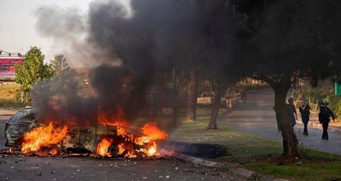 BREAKING: Israel Declares State Of Emergency