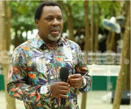 Details Emerge On How Prophet TB Joshua Died