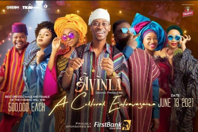 FirstBank's Sponsored Movie, 'Ayinla', Premieres This Sunday In Lagos