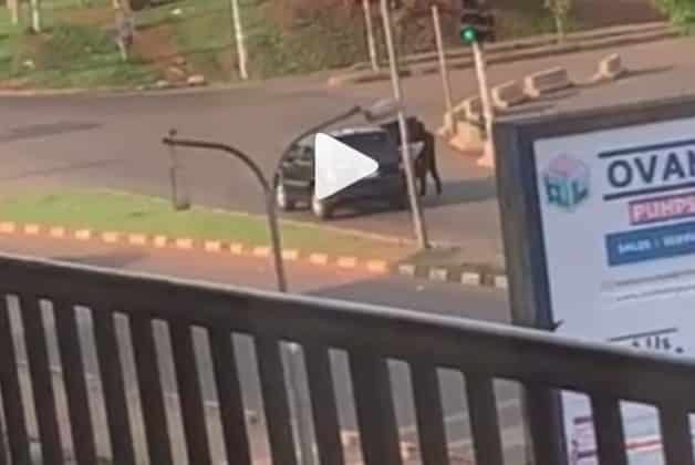 Watch Moment High Court Judge Stanley Nnaji Was Shot Dead (Video)