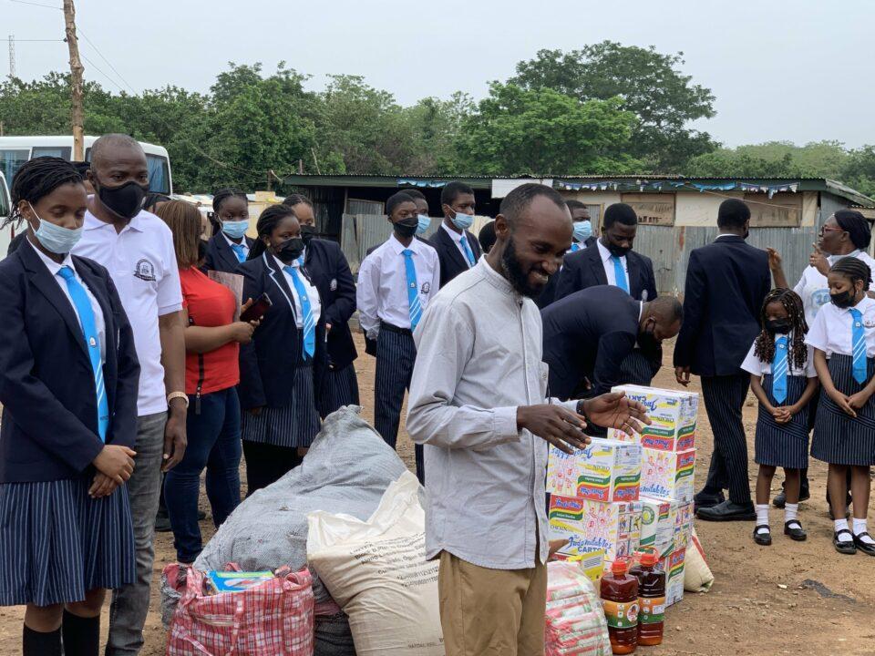 SAFI, Aduvie International School Visit IDP Camp, Make Donations(Photos)