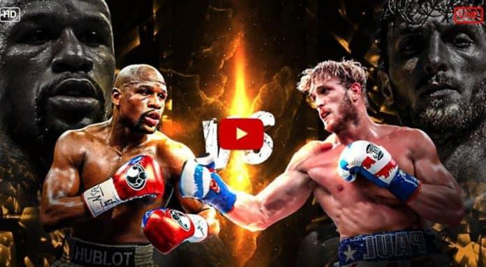 #MayweatherPaul: Live Stream Mayweather vs Logan Paul Fight Free Here