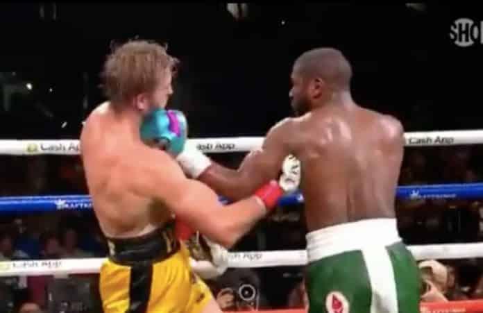 #MayweatherPaul: Watch Floyd Mayweather vs Logan Paul Fight Highlights