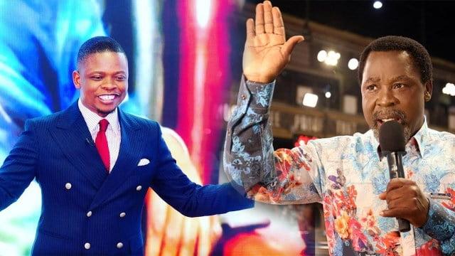 TB Joshua Is Not Dead, He Disappeared - Prophet Shepherd Bushiri (Video)