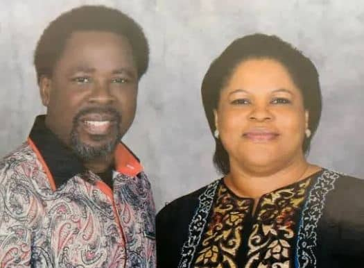 TB Joshua's Wife Makes More Revelations On How Prophet TB Joshua Died