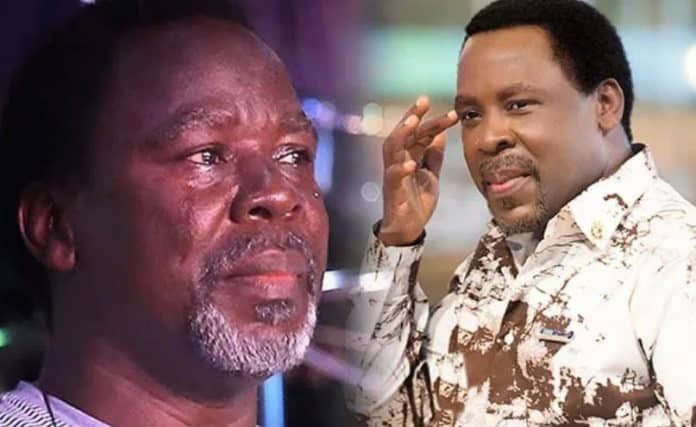 South African Prophet Reveals What Has Happened To TB Joshua's Soul