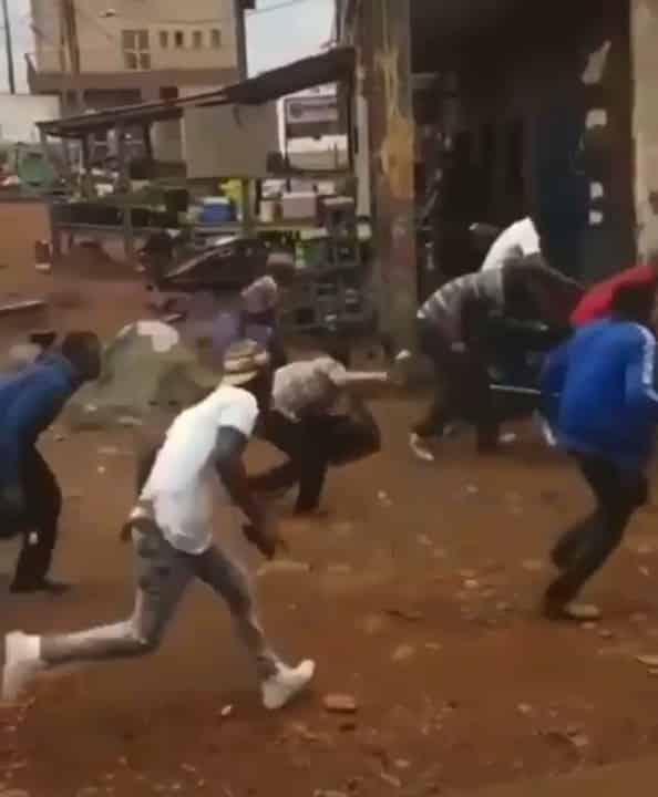 Heavy Shooting Rocks Owerri, Residents On The Run (Photos, Videos) 1