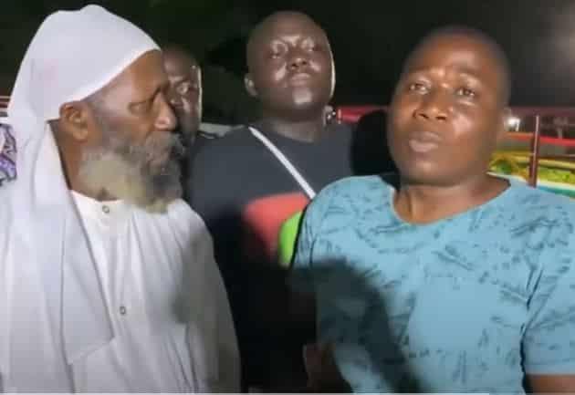 Video: DSS Arrests Sunday Igboho At Guru Maharaji's Temple?