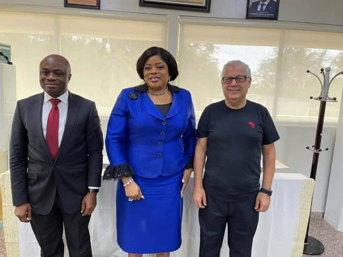 Fidelity Bank Receives Allied Food & Confectionery Services EXCO Members