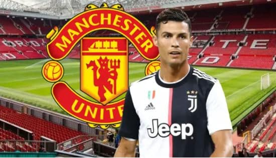 BREAKING: Cristiano Ronaldo Joins Manchester United (Official Statement)