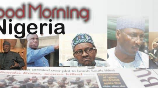 Top Naija News Headlines From Nigerian Newspapers Today, September 12, 2021