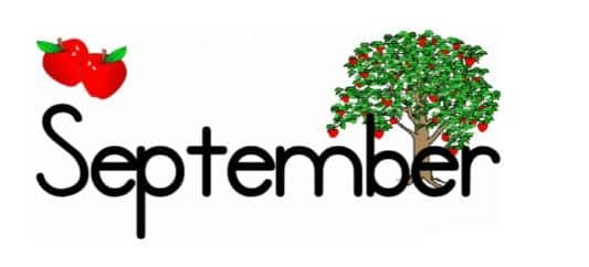 100 Happy New Month Of September Messages For Family, Friends, Lovers