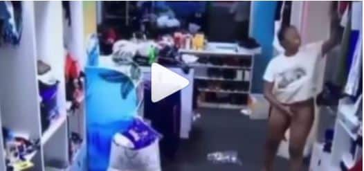 Watch Angel BBNaija Viral Video Showing Off Her Private Part To Housemates